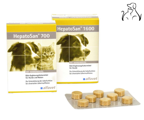 HepatoSan / Alfavet 700