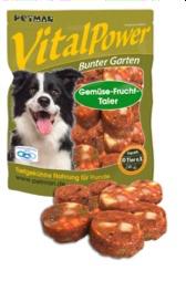 Frostpaket Gemüse Frucht Taler / Petman Standard Paket